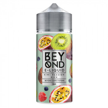 Kiwi Passion Kick 80ml Shortfill Liquid by Beyond