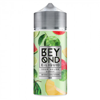 Sour Melon Surge 80ml Shortfill Liquid by Beyond