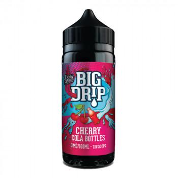 Big Drip Cherry Cola Bottles 100ml Shortfill Liquid by Doozy Vape