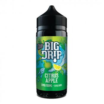 Big Drip Citrus Apple 100ml Shortfill Liquid by Doozy Vape