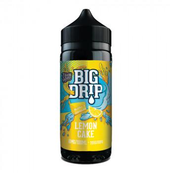 Big Drip Lemon Cake 100ml Shortfill Liquid by Doozy Vape