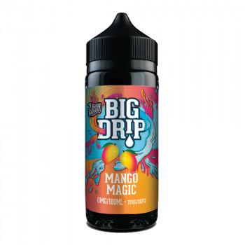 Big Drip Mango Magic 100ml Shortfill Liquid by Doozy Vape