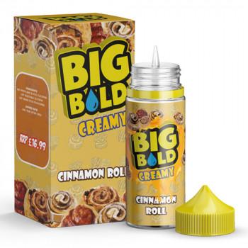 Cinnamon Roll Creamy 100ml Shortfill Liquid by Big Bold