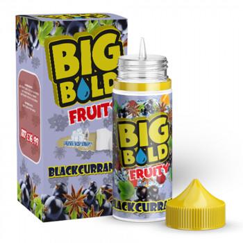 Blackcurrant Fruity 100ml Shortfill Liquid by Big Bold
