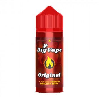 Big Vape Original 20ml Longfill Aroma by Prohibition Vapes