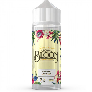 Starfruit Cactus 100ml Shortfill Liquid by Bloom