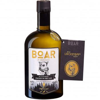 BOAR Black Forest Dry Gin 43.0% 500ml