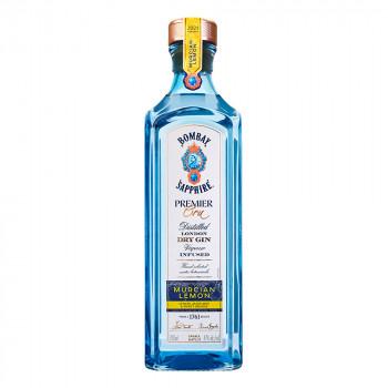 Bombay Sapphire Premium Cru Murcian Lemon Gin 47.0% 700ml