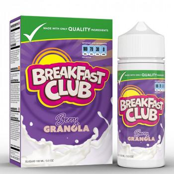 Berry Granola 100ml Shortfill Liquid by Breakfast Club
