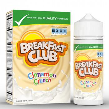 Cinnamon Crunch 100ml Shortfill Liquid by Breakfast Club