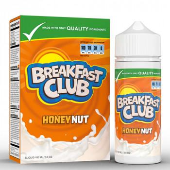 Honey Nut 100ml Shortfill Liquid by Breakfast Club