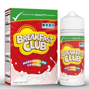 Marshmallow Charms 100ml Shortfill Liquid by Breakfast Club