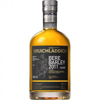 Bruichladdich Bere Barley 2011 Scotch Whisky 50% Vol. 700ml