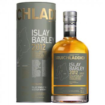 Bruichladdich Islay Barley 2012 - Single Malt Whisky 50% Vol. 700ml