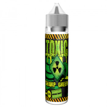 Sharp Green 12ml Bottlefill Aroma by Canada Flavor