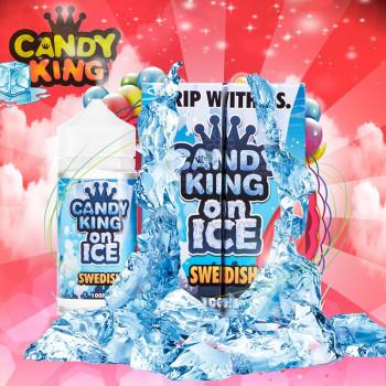 Swedish ON ICE (100ml) Plus e Liquid by Candy King