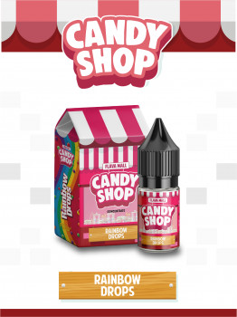 Rainbow Drops 10ml Aroma by Candy Shop