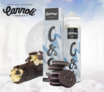 Cookies N Cream Cannoli (50ml) Plus by One Hit Wonder