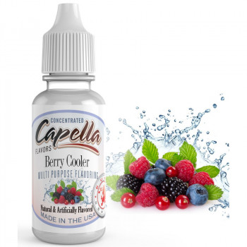 Berry Cooler 13ml Aromen by Capella Flavors