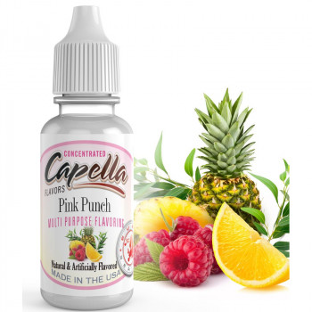 Pink Punch 13ml Aromen by Capella Flavors