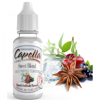 Sweet Blend 13ml Aromen by Capella Flavors