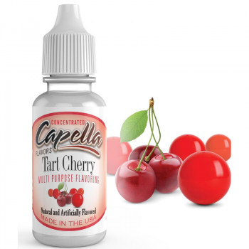 Tart Cherry 13ml Aromen by Capella Flavors