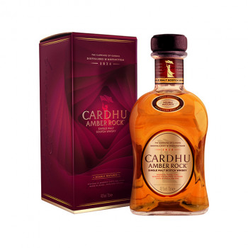 Cardhu Amber Rock Single Malt Scotch Whisky 40% Vol. 700ml