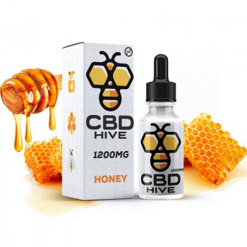 Honey 1200mg by CBD HIVE Drops