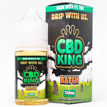 Batch CBD Liquid 30ml by CBD King