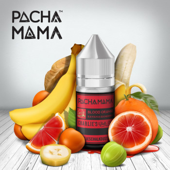 Blood Orange Banana Gooseberry 30ml Aroma by Pacha Mama