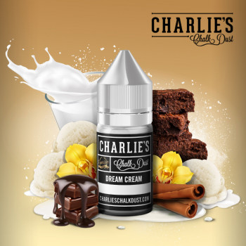 Dream Cream 30ml Aroma by Charlie Chulk Dusk