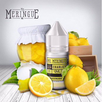Mr. Meringue 30ml Aroma by Charlie Chulk Dusk