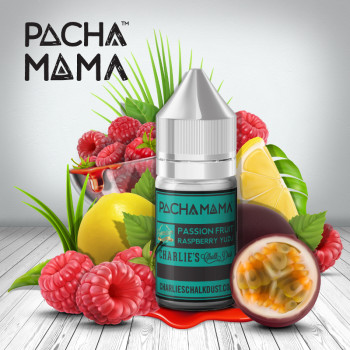 Passion Fruit Raspberry Yuzu 30ml Aroma by Pacha Mama