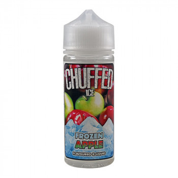 Frozen Apple 100ml Shortfill Liquid by Chuffed