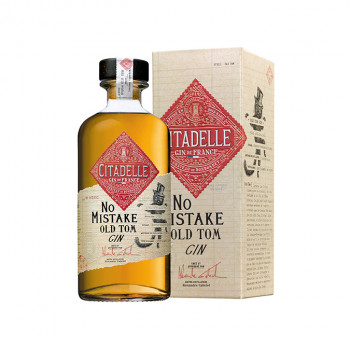 Citadelle No Mistake Old Tom Gin 46% Vol. 500ml