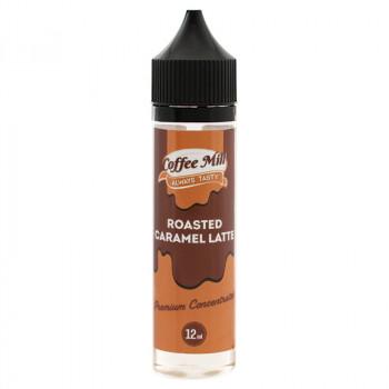 Roasted Caramel Latte 12ml Bottlefill Aroma by Coffee Mill
