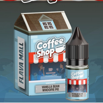 Vanilla Bean Whoopy Pie Coffee Shop (10ml) Aroma by Flava Mall