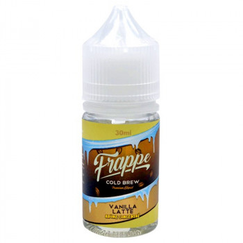 Vanilla Latte Frappé 30ml by Cold Brew