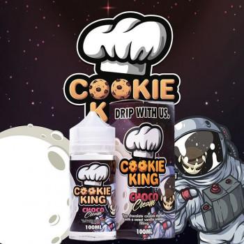 Choco Cream (100ml) Plus e Liquid by Cookie King