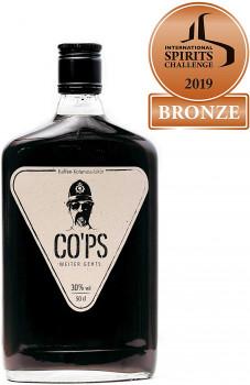 COPS Kaffeelikör mit Kolanuss 30% vol. 500ml