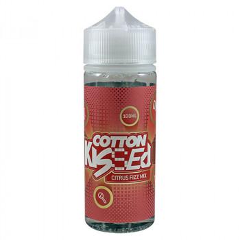 Citrus Fizz Mix 100ml Shortfill Liquid by Cotton Kissed
