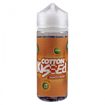 Mango Crush 100ml Shortfill Liquid by Cotton Kissed