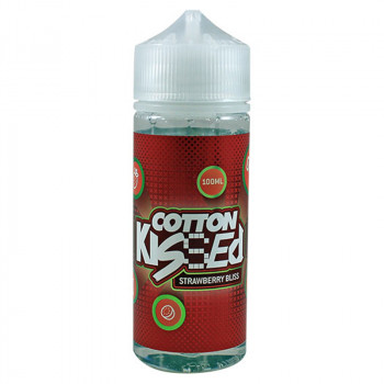 Strawberry Bliss 100ml Shortfill Liquid by Cotton Kissed