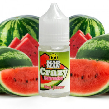 Crazy Watermelon 30ml Aroma by Mad Man