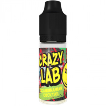 Scandinavian Cocktail 10ml Aroma by Crazy Labs
