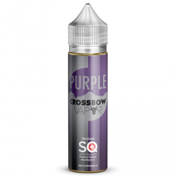Purple 12ml Bottlefill Aroma by Crossbow Vapor Stattqualm