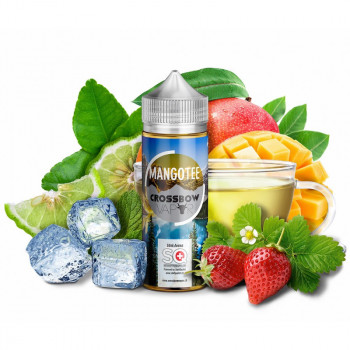 Mango Tee 30ml Longfill Aroma by Crossbow Vapor Stattqualm