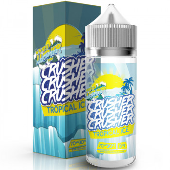 Tropical ICE (100ml) Plus e Liquid by Crusher
