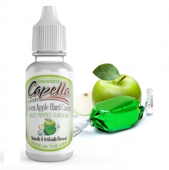 Green Apple Hard Candy 13ml Aromen by Capella Flavors