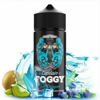 Sea Dragon 20ml Longfill Aroma by Captain Foggy